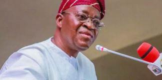 Osun state Governor Oyetola