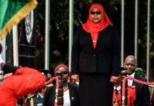 Samia Suluhu Hassan, Tanzania's new President