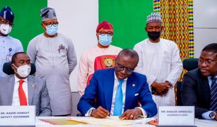 Sanwo-Olu signs Anti-cultism bill into Law