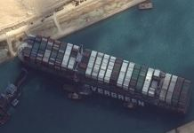 The container ship, Ever Given has blocked the Suez canal for over a week, causing increase in fuel price