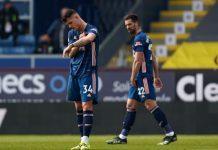 Xhaka causes Arsenal to lose to four hopes