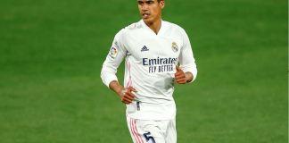 Chelsea are winning the race to sign Real Madrid defender Raphael Varane