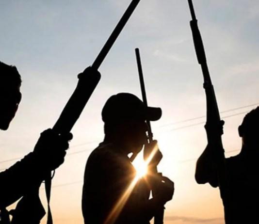Gunmen Bandits kidnappers