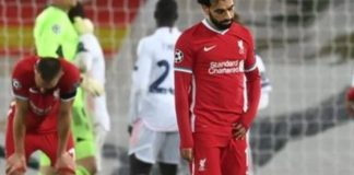 Liverpool knocked out of Champions league by Real Madrid