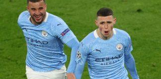 Mahrez, Foden seal Man City victory over Dortmund to reach semis