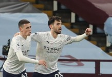 Man City edge closer to title victory