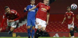 Greenwood seals Man Utd comeback against Brighton