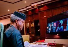 Osinbajo, Nigeria's best salesman
