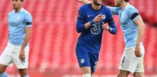 Ziyech scores as Chelsea beat Man City to reach FACup final
