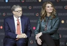 Bill Gates and Melinda Gates announce divorce