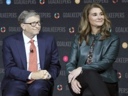Bill Gates and Melinda Gates announce divorce