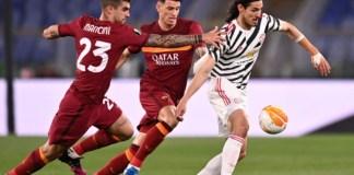 Manchester United through to Europa League final despite loss to Roma