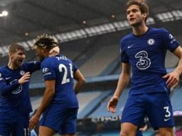 Chelsea beat Man City