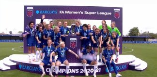 Chelsea win SWL title for the second consecutive year