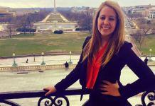 Kaylee Otterbacher heads IPOB's operation in Washington DC, USA