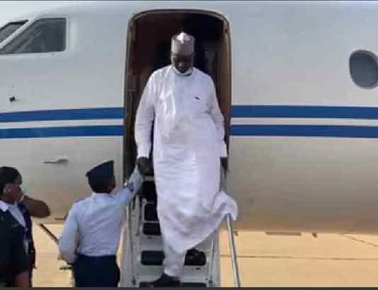 Governor Abdulaziz Yari of Zamfara State