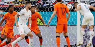 Czech republic shocked Netherlands to reach Euro 2020 quarter finals