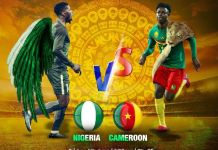 Nigeria vs Cameroon will be aired on GOtv on a specially launched channel