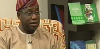 The Director General of NISER, Mr Gbadebo-Smith