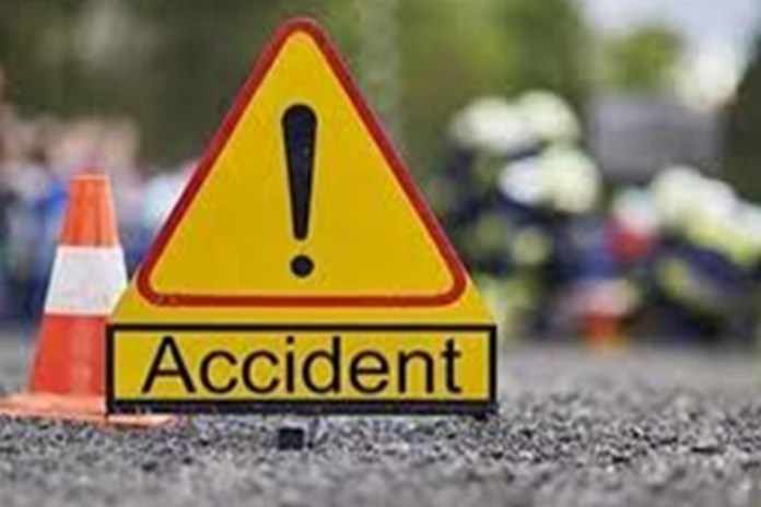 Accident Truck crushes 2 to death