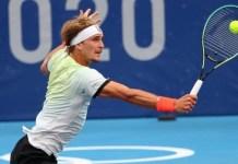 Alexander Zverev will face Russian Karen Khachanov in Sunday's final
