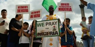 Nigerians in diaspora rally support for one Nigeria