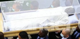 Late Prophet TB Joshua laid to rest