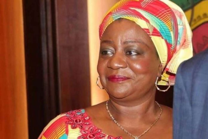 Lauretta Onochie's appointment as INEC commissioner rejected by Senate