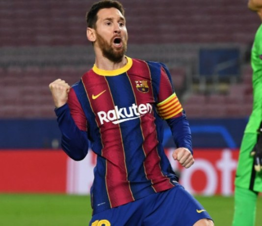 Lionel Messi has agreed to remain at Barca to earn half his former wages
