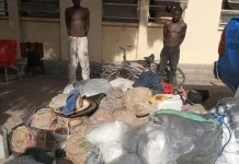 Two Boko Haram terrorists arrested by Nigerian troops