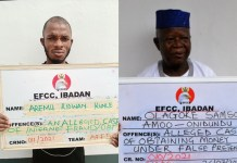 Baale jailed for land scam in Ibadan