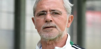 Bayern Munich Legend, Gerd Muller