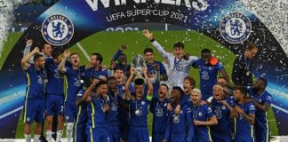 Chelsea beat Villareal on penalties to win the Super Cup