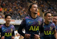 Dele Alli scored the penalty as Tottenham whisked away all three points