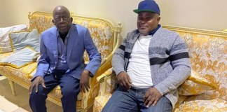 Bola Ahmed Tinubu and Lagos Speaker, Mudashiru Obasa