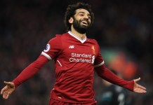 Mohamed Salah scored one and provided two assists for Liverpool