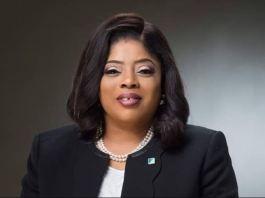 Mrs Nneka Onyeali-Ikpe, CEO Fidelity Bank