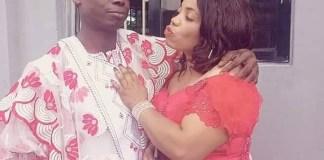 Pastor Moses Adeeyo and his bride, Tina Adeeyo
