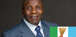 Sen. John James Akpanudoedehe Ph.D*National SecretaryCaretaker/Extraordinary Convention Planning Committee (CECPC)All Progressives Congress (APC)