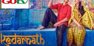 Kedarnath on GOtv Channel 25
