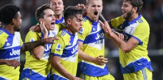 Juventus staged comeback to get first Serie A win