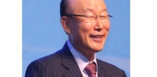 Pastor Yong-gi Cho