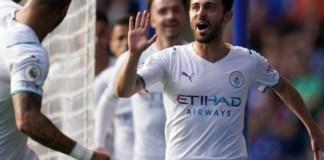 Bernardo Silva scored the decisive goal for Man City