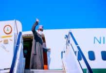 Buhari will be in Ethiopia for the inauguration of Prime Minister Abiy Ahmed