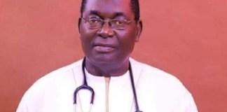 Dr Chike Akunyili was brutally murdered by gunmen in Anambra State