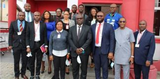 EFCC's Nwanneka Nwokike met with bank's chief compliance officers over forex issues
