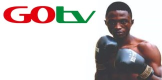 "GOtv Boxing Night 23 Isaac ""I-Star"" Chukwudi"