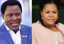 Late TB Joshua's wife has been named as the new leader of the church