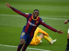 Ousmane Dembele is a top target for Newcastle
