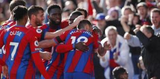 Crystal Palace Jeffrey Schlupp's goal after 48 seconds is the second-quickest goal by a substitute in the Premier League this season
